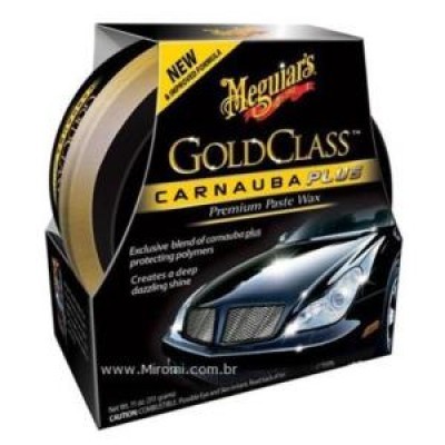 Gold Class Carnauba Plus Paste Wax