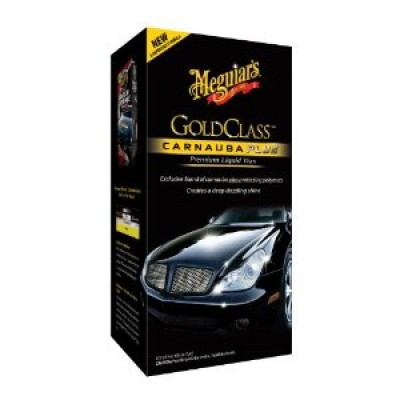 Gold Class Carnauba Plus Liquid Wax