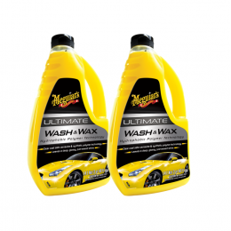 Meguiar's G 17748 Ultimate Wash & Wax - Bundle Deal