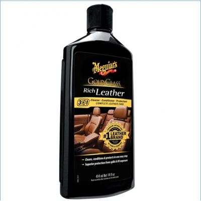 Gold Class Rich Leather Lotion