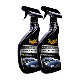 Ultimate Quik Detailer Twin Pack