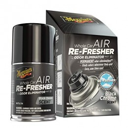 Air Re-Fresher (Black Chrome)