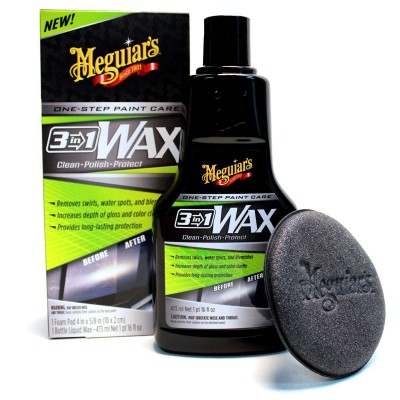 3in1 Wax Liquid