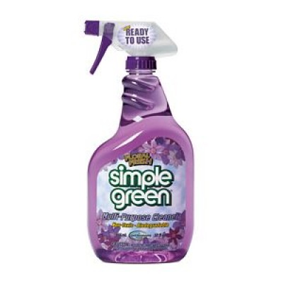 Simple Green RTU Floral Fresh Trigger Spray 32oz
