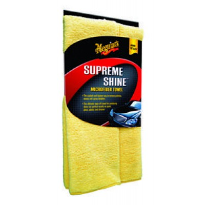 Supreme Shine Microfiber Towel